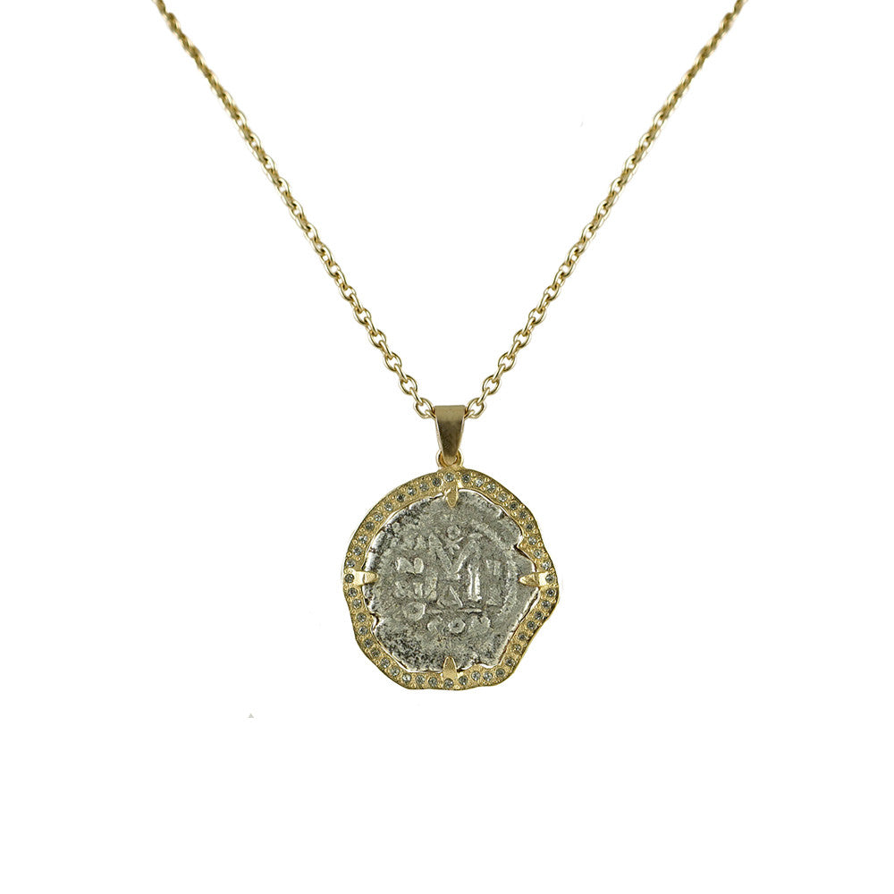 GOLD VIS NECKLACE