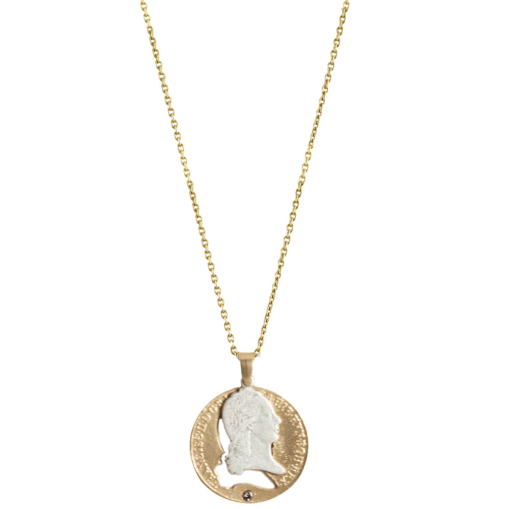 Gold francis ii puzzle piece necklace tat2 designs gold francis ii puzzle piece necklace aloadofball Gallery