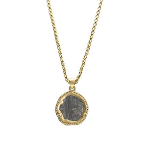 GOLD MINI MOLAT NECKLACE
