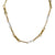 GOLD MULTI CHAIN LINK NECKLACE
