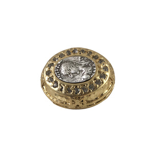 GOLD PURI COIN RING