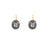 VERMEIL TANDA DIAMOND DROP EARRINGS