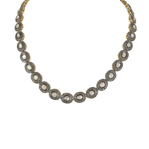 VERMEIL TANDA DIAMOND NECKLACE