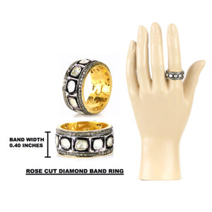 VERMEIL TANDA DIAMOND RING