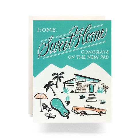 Home Sweet Home | Mid Century