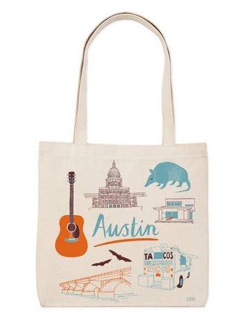 Claudia Pearson - Austin Everyday Tote