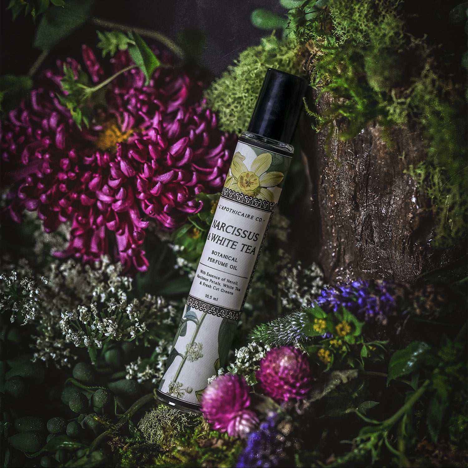 L'apothicaire Co. - BOTANICA | Narcissus + White Tea | Perfume Oil