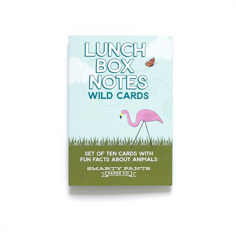 Wild Card Lunch Notes