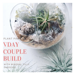 Vday Couple Build w/ Mineral Gardens