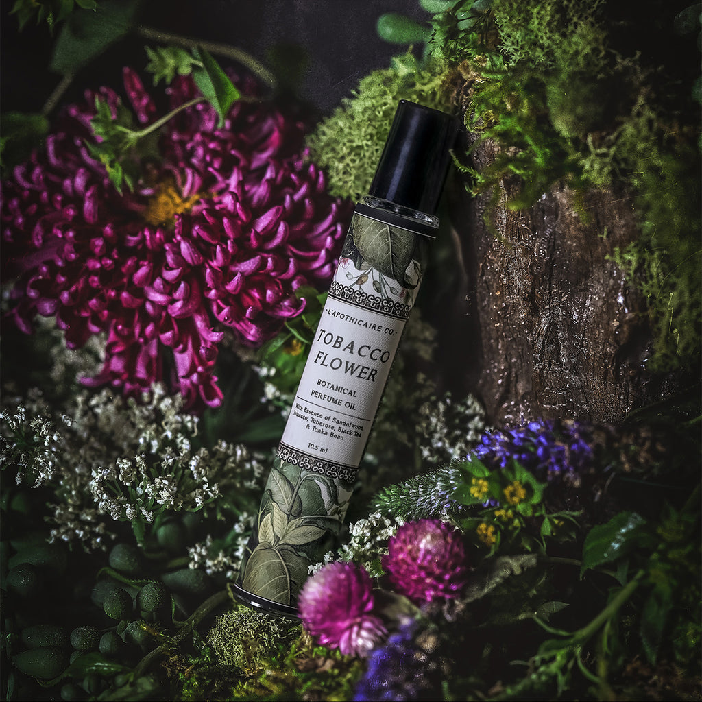 L'apothicaire Co. - BOTANICA | Tobacco Flower | Perfume Oil