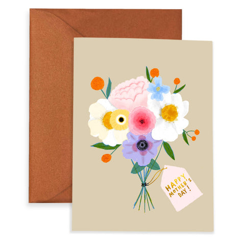 Happy Mother's Day - Gold Foil