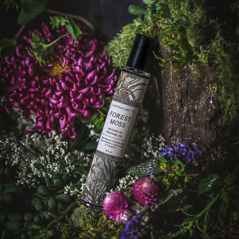 L'apothicaire Co. - BOTANICA | Forest Moss | Perfume Oil