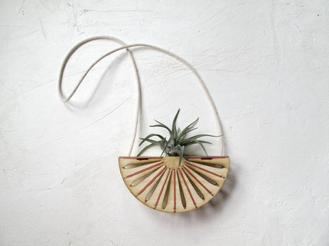noshii - Semi Circle Airplant Holder