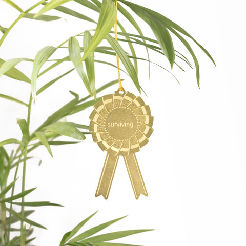 Surviving Plant Award