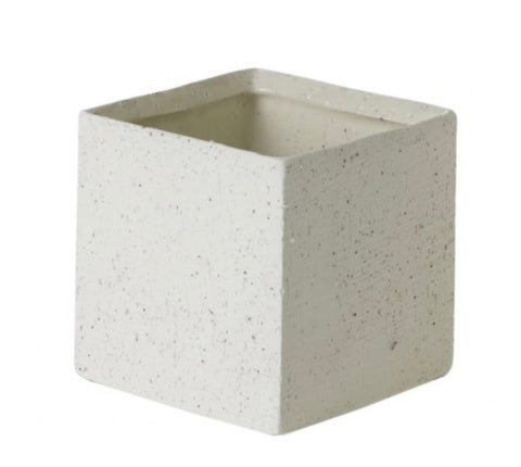 Matte Stucco Planter