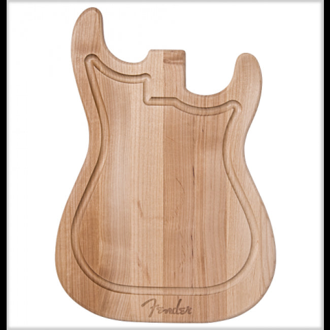 Fender Stratocaster Shape Cutting Board Strat - 0094034000