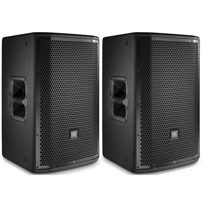 2 x JBL PRX812W Powered Speaker 1500w 12inch w/Wifi - PAIR