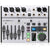 Behringer FLOW 8 Bluetooth Controlled Digital Mixer