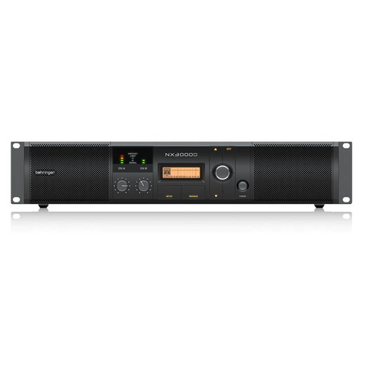 Behringer NX3000D Power Amp 3000w Amplifier w/ Smartsense