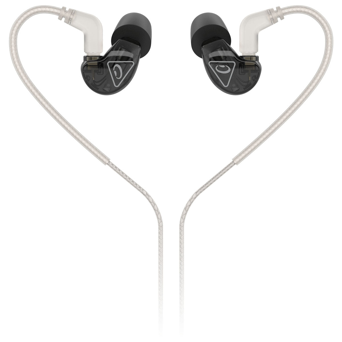 Behringer SD251-CK Black Studio Monitoring Earphones In-Ear Monitors