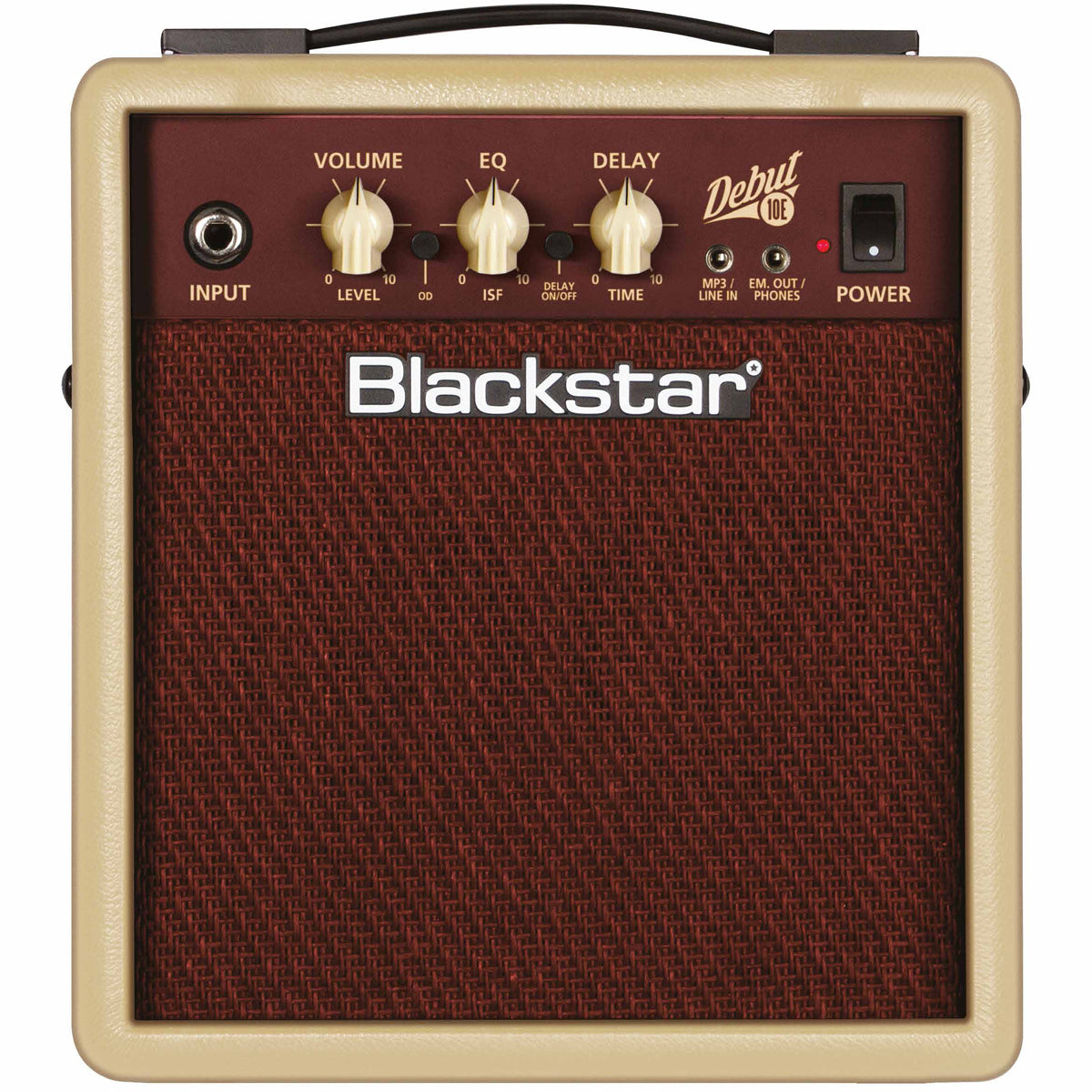 Blackstar Debut 10 Guitar Amplifier 10w Amp w/ FX