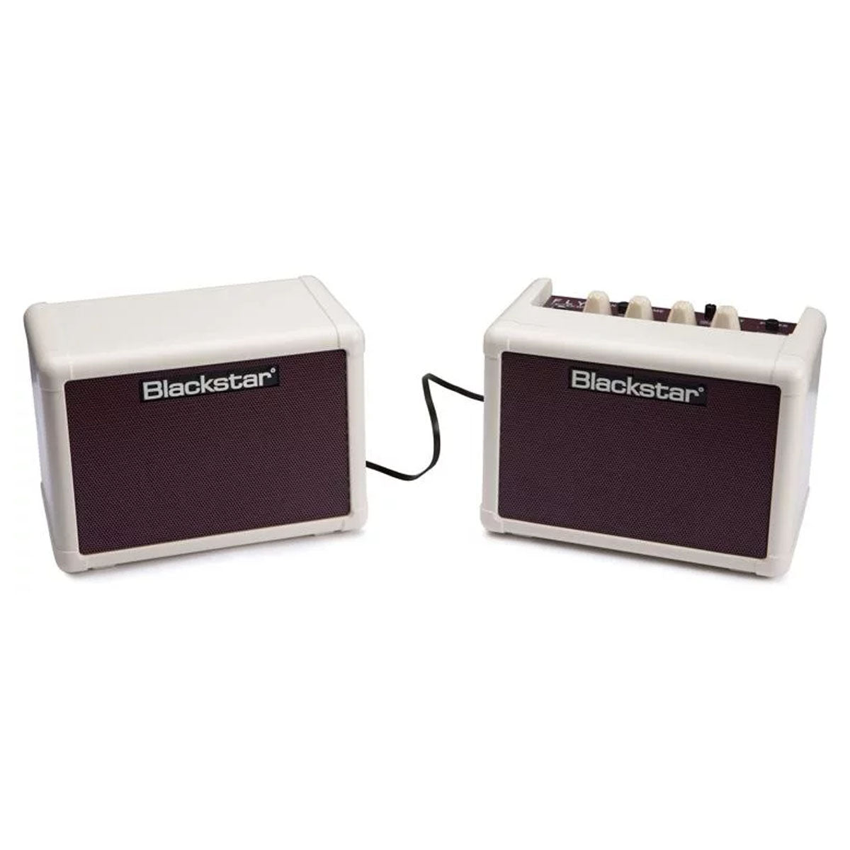 Blackstar FLY 3 Amp Pack Mini Guitar Amplifier Limited Edition Vintage w/ Ext Cab & Power Supply