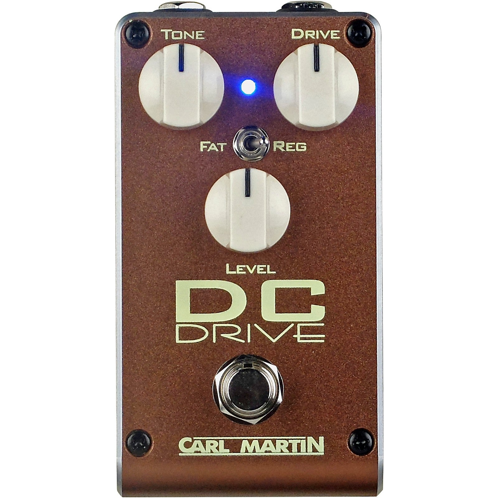 Carl Martin DC Drive Effects Pedal
