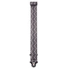 D'Addario Planet Waves 50BAL03 Guitar Strap Auto Lock Padded Black Geometric