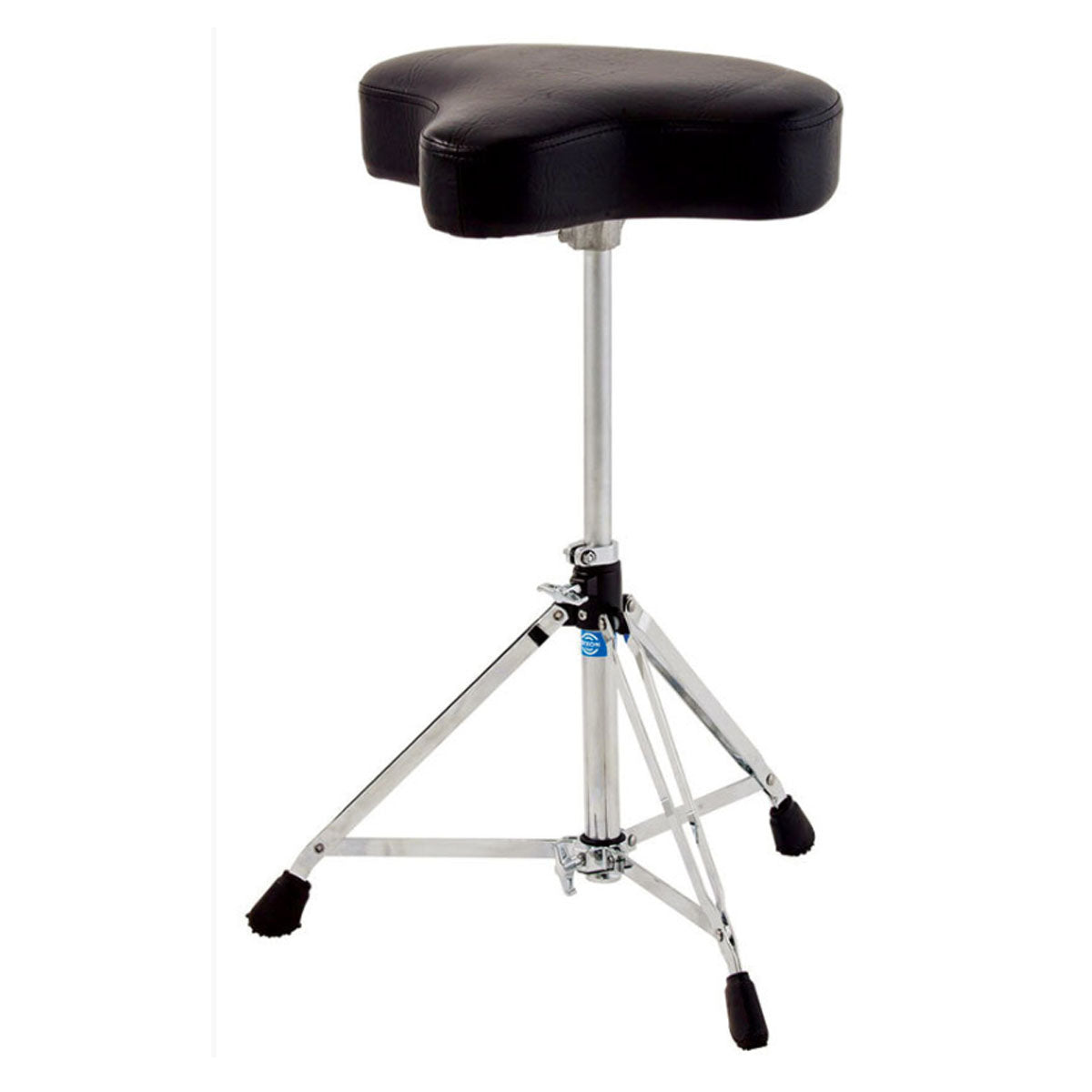 Dixon Drum Throne Stool Motorcycle Light-Weight Double Braced - PSN9100MHN