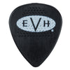EVH Signature Picks, Black/White, 1.00mm, (6 Pack) - 0221351405
