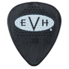 EVH Signature Picks, Black/White, .73mm, (6 Pack) - 0221351403
