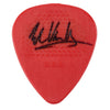 EVH Signature Picks, Red/Black, .73mm, (6 Pack) - 0221351203