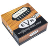 EVH Wolfgang Bridge Pickup, Black & White - 0222137002