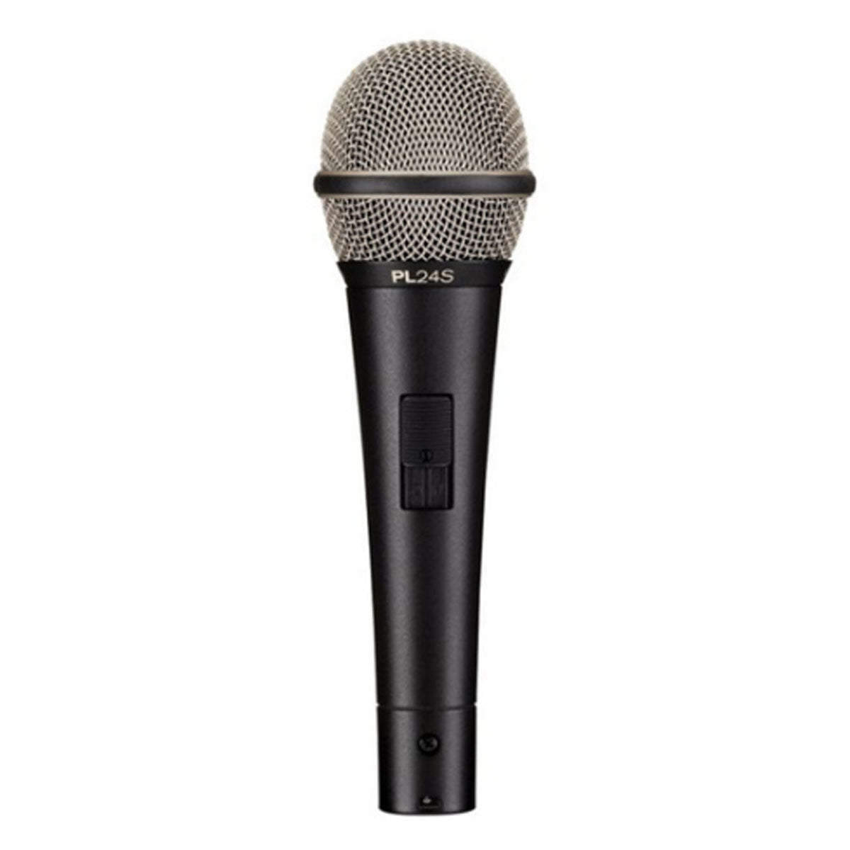 Electro-Voice PL24S Microphone Dynamic Supercardioid Vocal Mic w/ Switch