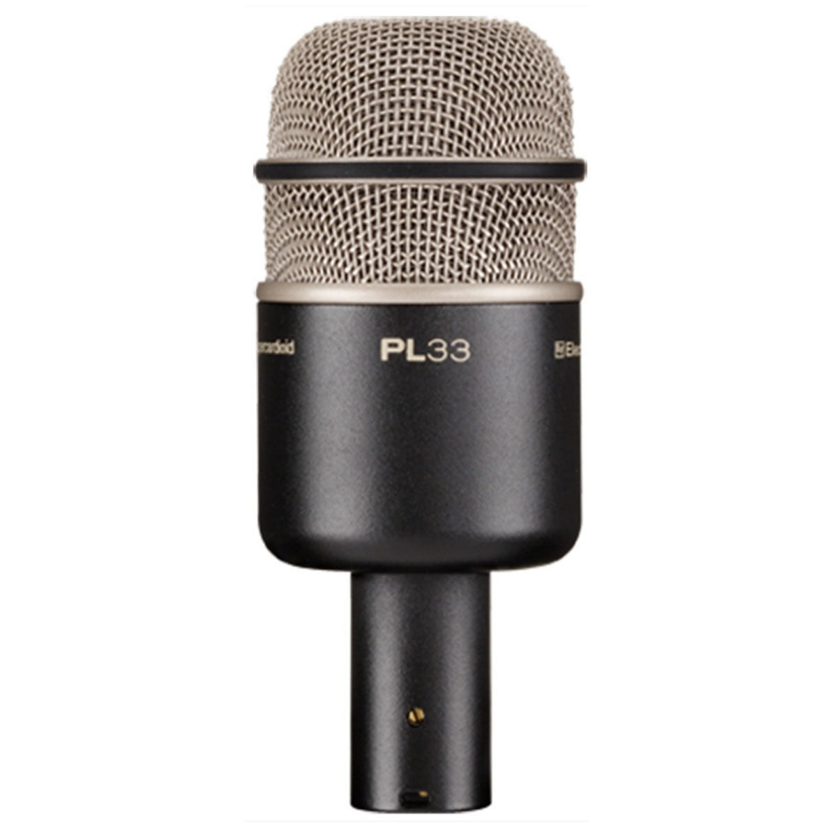 Electro-Voice PL33 Microphone Dynamic Supercardioid Bass Drum & Instrument Mic
