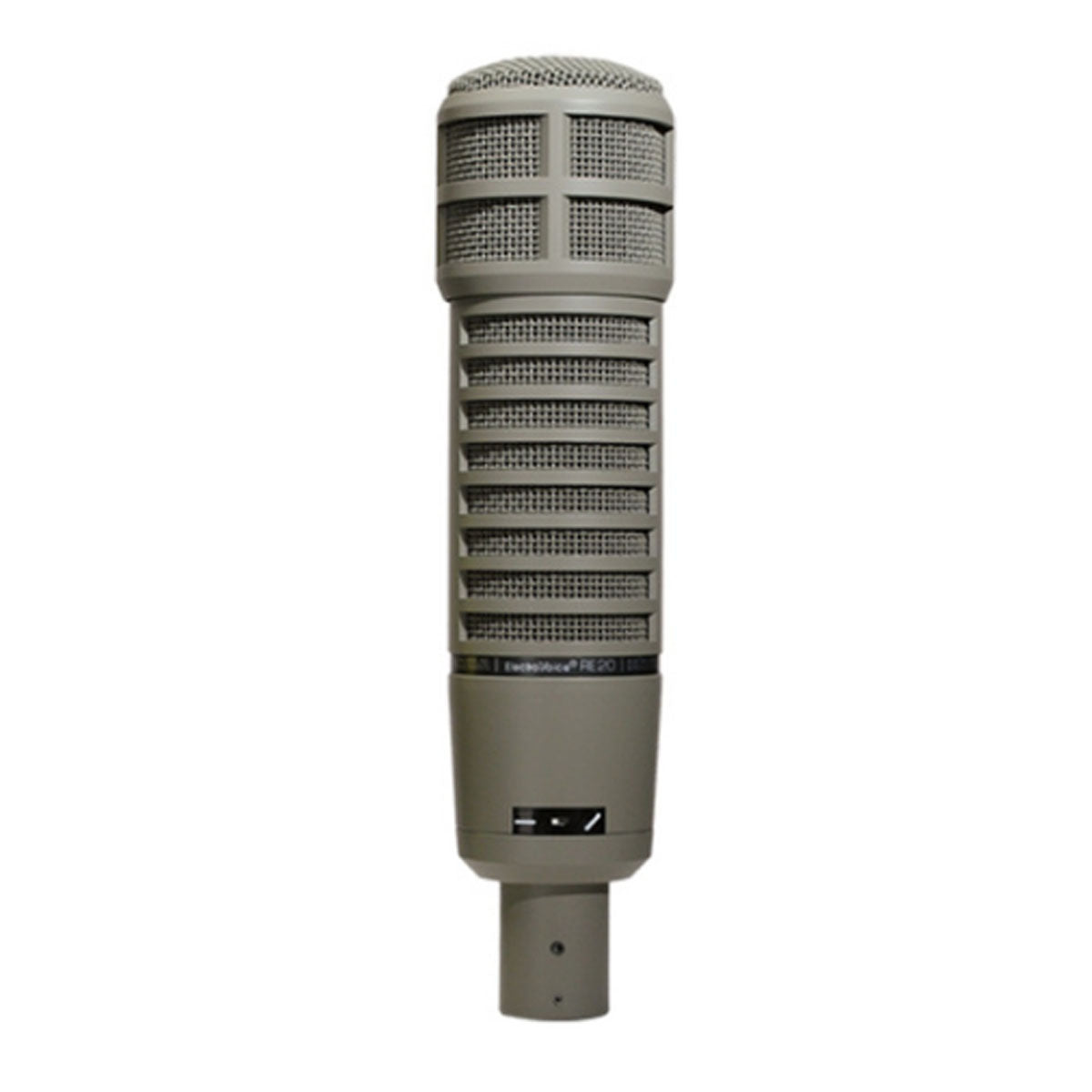 Electro-Voice RE20 Microphone Variable-D® Dynamic Cardioid Broadcast Announcer Mic
