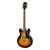 Epiphone ES-339 Electric Guitar Semi-Hollow Vintage Sunburst - IGES339VSNH1