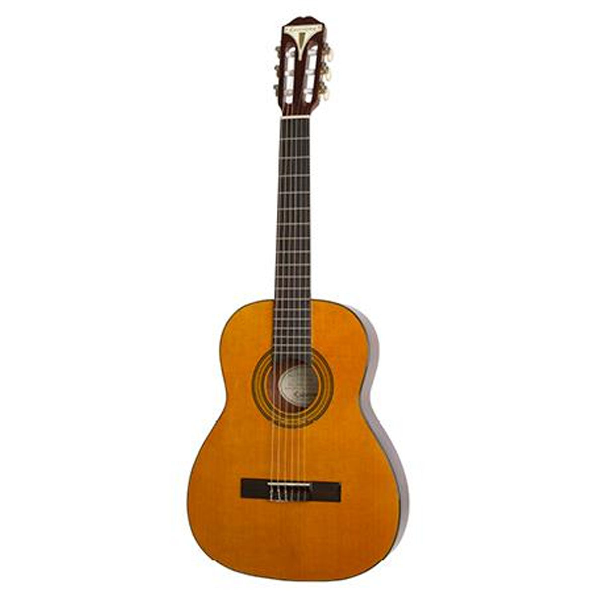 Epiphone PRO-1 Classical Guitar 3/4 Nylon Antique Natural - EAC3ANCH1