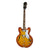Epiphone Riviera (Frequensator) Electric Guitar Semi-Hollow Royal Tan - EORRTNH1