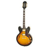 Epiphone Sheraton II Pro Electric Guitar Thin-Line Semi-Hollow Vintage Sunburst - ETSPVSGH1
