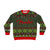 Fender 2020 Ugly Christmas Sweater M Medium - 9190174406