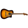 Fender California Redondo Player Acoustic Guitar Sunburst - 0970713003