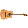 Fender California Redondo Player Acoustic Guitar Natural - 0970713121