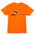 Fender Hang Loose Unisex T-Shirt Orange L Large - 9190118506