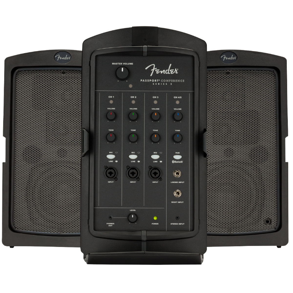 Fender Passport Conference Series 2 Portable PA System 175W w/ Bluetooth - 6942003900