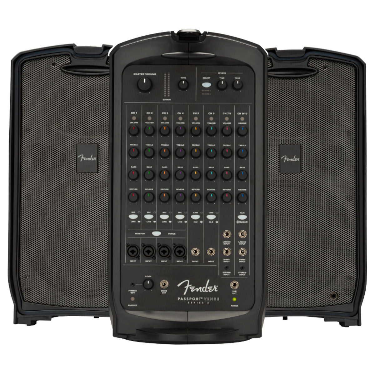 Fender Passport Venue Series 2 PA System 600W w/ Bluetooth - 6944003900