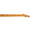 Fender Roasted Maple Vintera Mod 60s Telecaster Neck 21 Medium Jumbo Frets 9.5inch C-Shape - 0999892920