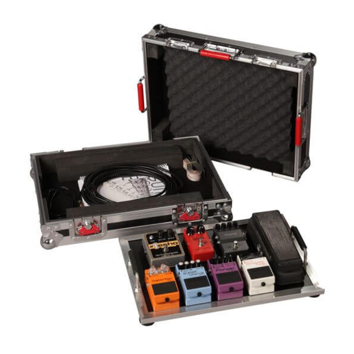 Gator G-TOUR PEDALBOARD-SM Small Pedal Board & Flight Case