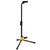 Hercules GS412B Plus Auto Grab Single Guitar Stand w /Body rest