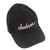 Jackson Logo Flexfit Hat, Black, S/M Small/Medium - 2993539001